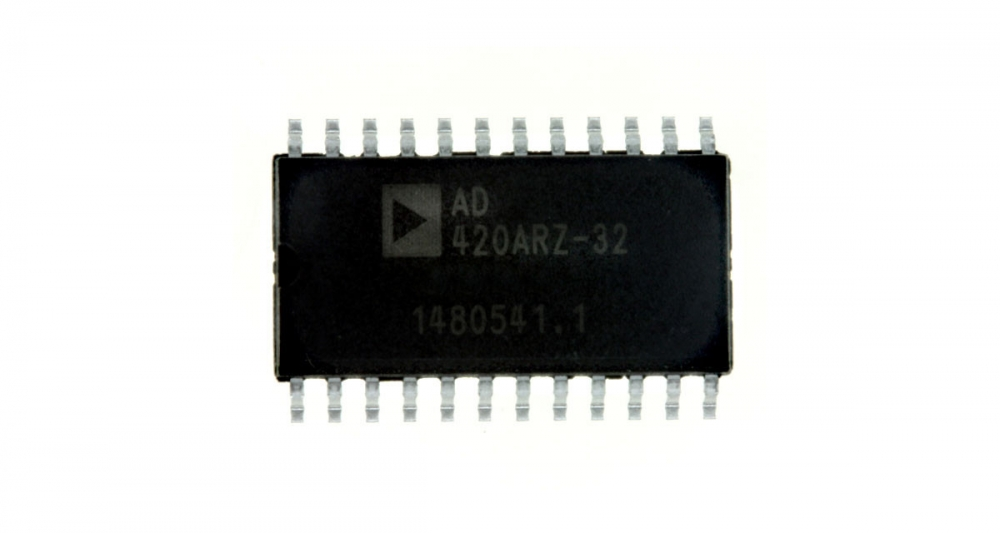 High-accuracy 16 bit DAC for Arduino / shaduzLABS